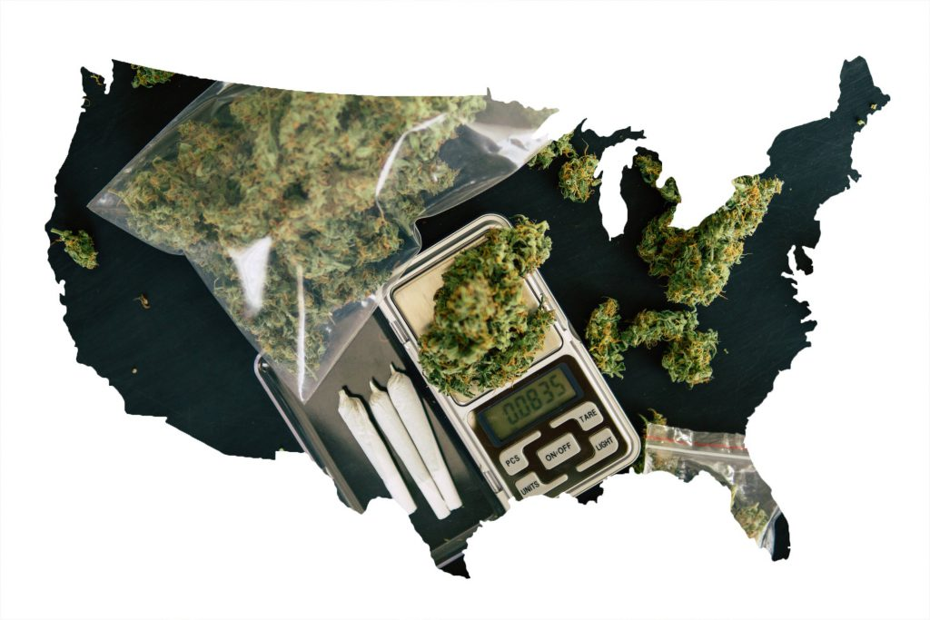 Aurora Marijuana Lastly Goes Into the U.S. –