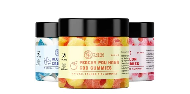 Best CBD Gummies for Pain & Anxiety